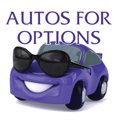 AUTOS FOR OPTIONS